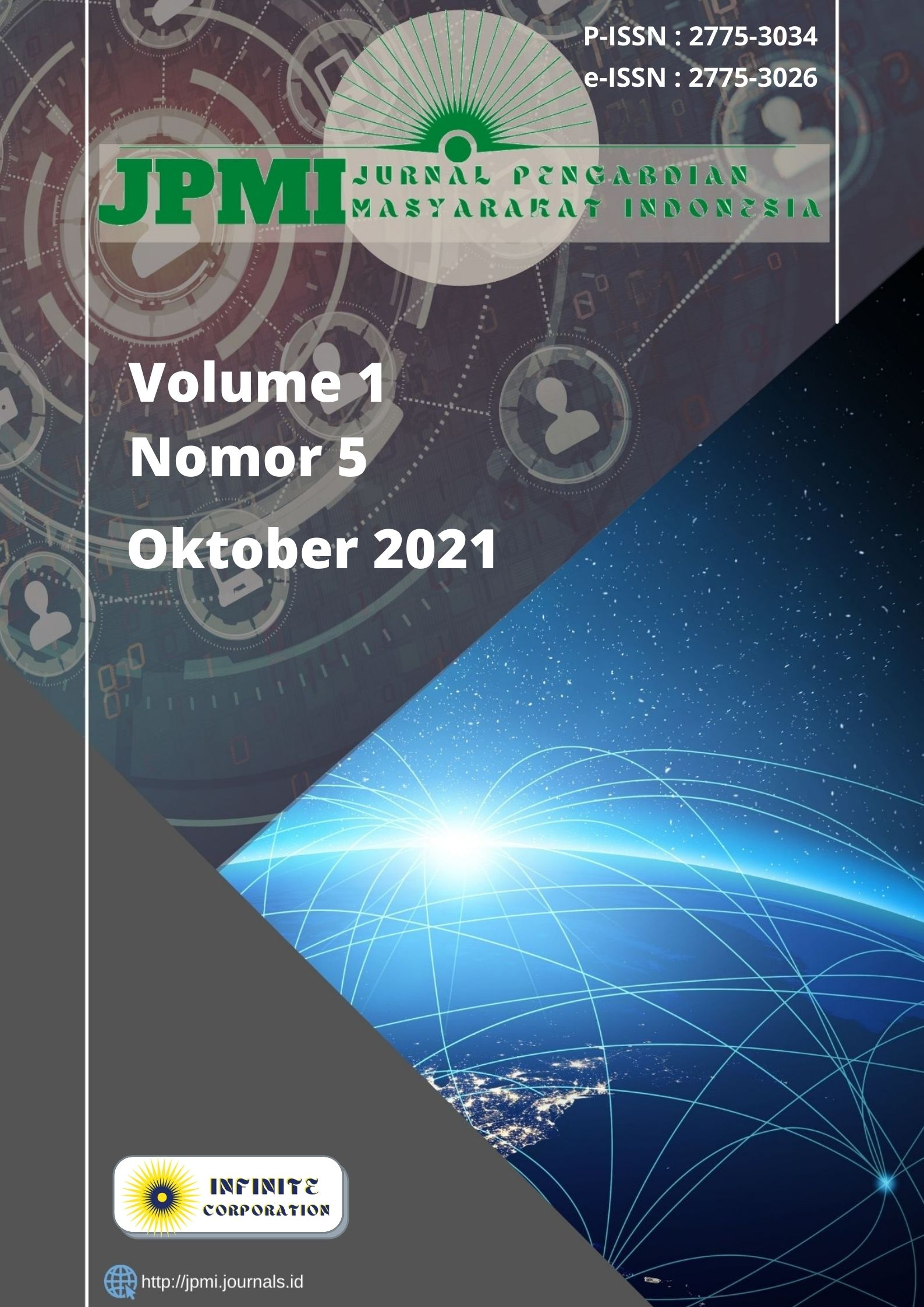 Lihat Vol 1 No 5 (2021): JPMI - Oktober 2021